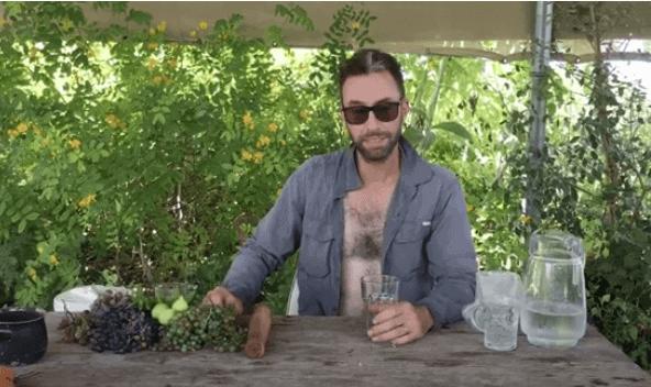 השף בני ליפשיץ במתכון למשקה קייצי מרענן